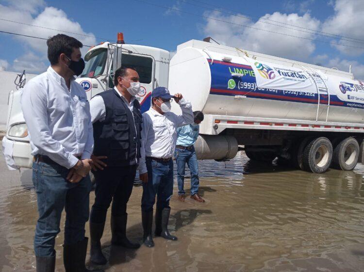 Photo of Inundaciones históricas en Mérida: destinarán más de 14 MDP para recuperación