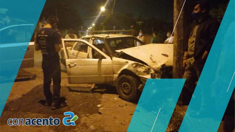 Photo of Borracho impacta y lesiona a familia