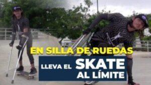 Photo of Joven de Yucatán impulsa el skate adaptado
