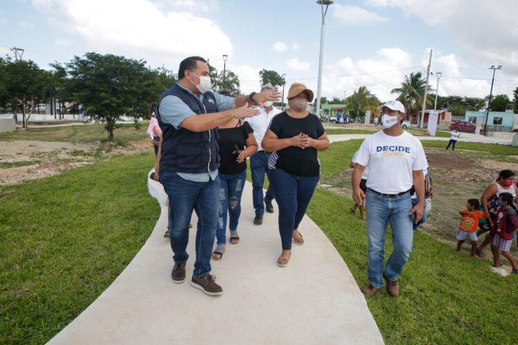 Photo of Ayuntamiento sigue a paso firme para una Mérida de 10