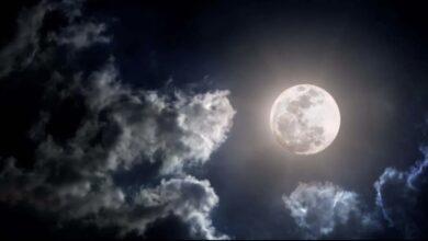 Photo of Este martes es la Luna llena Fría, la última de 2020