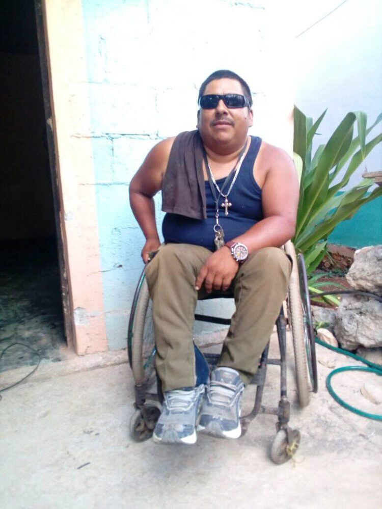 Photo of Don Martiniano pide ayuda para cumplir su sueño esta Navidad