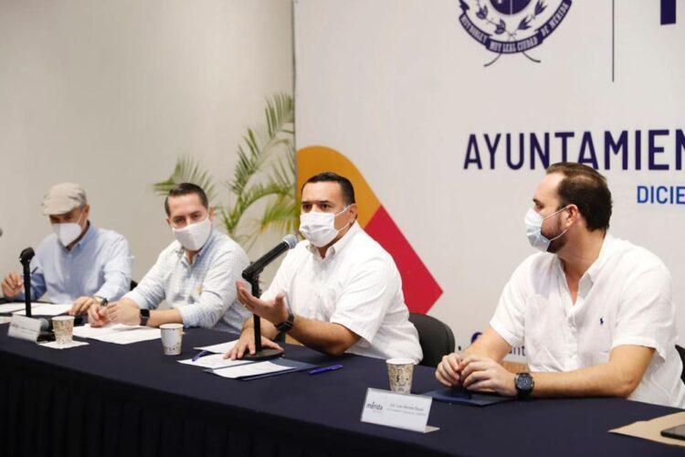 Photo of Renán Barrera trabaja con restauranteros para consolidar a Mérida como un destino gastronómico