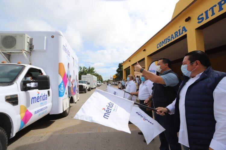 Photo of Caravana de la Salud recorrerá las comisarías de Mérida y llevará servicios de forma gratuita