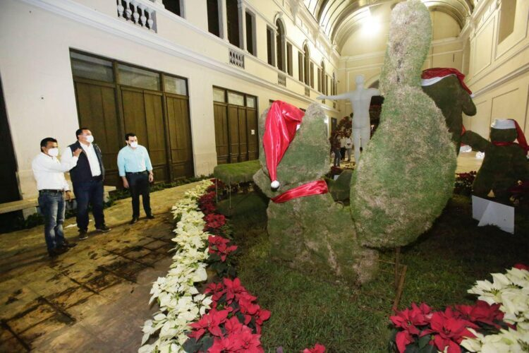 Photo of Ayuntamiento de Mérida fomenta una Navidad amigable con el medioambiente