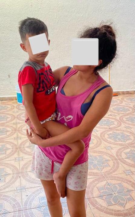 Photo of SSP yFGE localizan a niño de 5 años y su hermana de 15, se encuentran bien