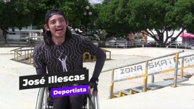 Photo of En silla de ruedas busca impulsar el skate adaptado en México