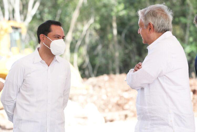 Photo of López Obrador y Mauricio Vila refrendan compromiso de trabajo por el bien de Yucatán