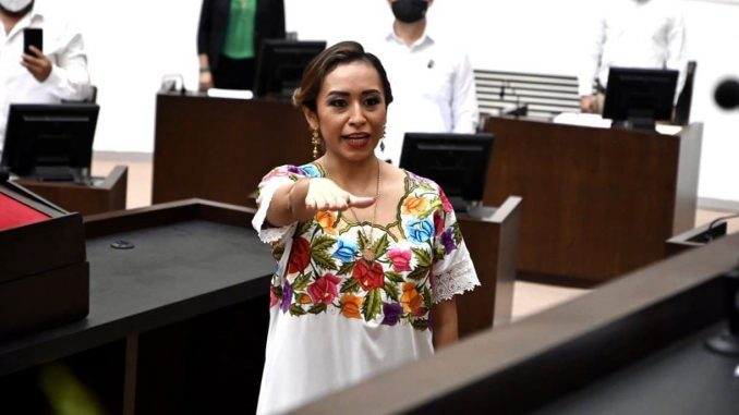 Photo of Rinde protesta mujer maya-hablante como nueva comisionada del INAIP