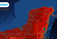 Photo of Vienen más días de calor para la Península de Yucatán