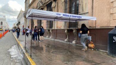 Photo of Sábado con más de 200 personas hospitalizadas por Covid-19 en Yucatán
