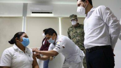 Photo of Aplicación de la vacuna, responsabilidad del gobierno federal: SSY