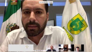 Photo of Vila anuncia que las vacunas contra el Covid llegarán a Yucatán el 12 de enero