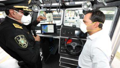 Photo of Aún con pandemia e inundaciones, Yucatán mejoró índices de seguridad