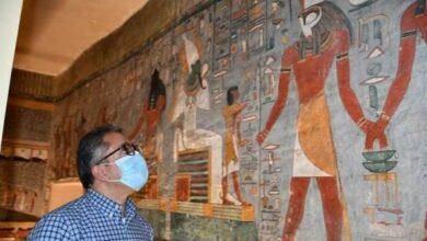 Photo of Egipto reabre la tumba de Ramsés I