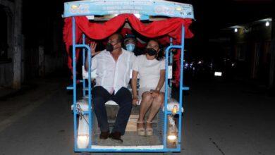 Photo of Dan positivo a Covid, el alcalde de Peto y su esposa
