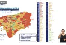 Photo of Autoridades de salud informaron que hoy se sumaron 130 nuevos contagios de Covid en Yucatán