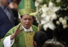 Photo of Dan la extremaunción a Norberto Rivera; acusan a la Arquidiócesis de no pagar los gastos médicos