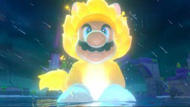Photo of ¿Mario super saiyajin? Nintendo muestra un emocionante nuevo tráiler de 'Bowser's Fury'