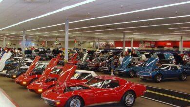 Photo of Museo de autos clásicos subastará 200 coches para evitar irse a la quiebra por Covid-19