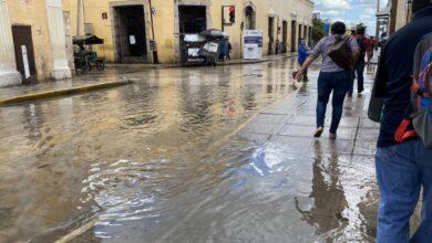Photo of Efectos del frente frío número 26 causa «norte» y lluvias en Yucatán
