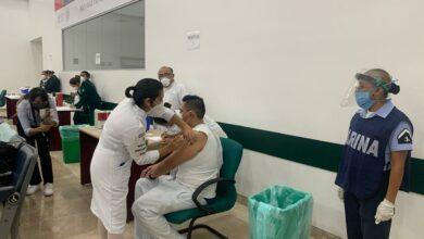 Photo of SEMAR al apoyo de la distribución, resguardo y aplicación de la vacuna anticovid en Yucatán y Q.Roo