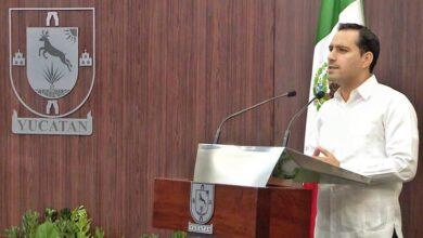 Photo of Presenta Vila lo que se ha hecho para preservar la salud de los yucatecos