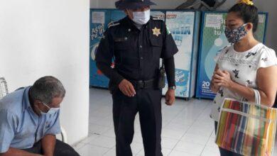 Photo of Policía de Mérida localiza a hombre de la tercera edad desaparecido