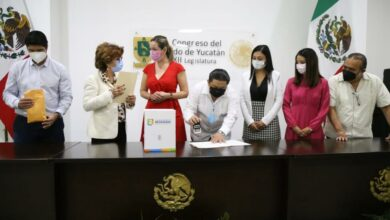 Photo of Entregan II Informe de Gobierno al Congreso de Yucatán