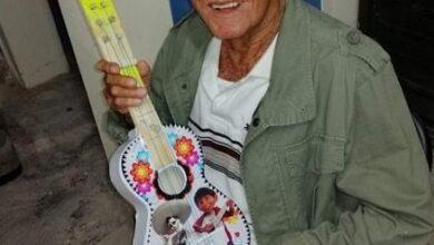 Photo of Don Ariel festejará sus 100 años de vida