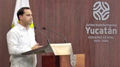 Photo of Unidos para seguir cambiando a Yucatán: Gobernador Mauricio Vila Dosal