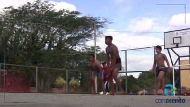 Photo of En Mérida buscan revivir el «Pok Ta Pok», el juego de pelota maya