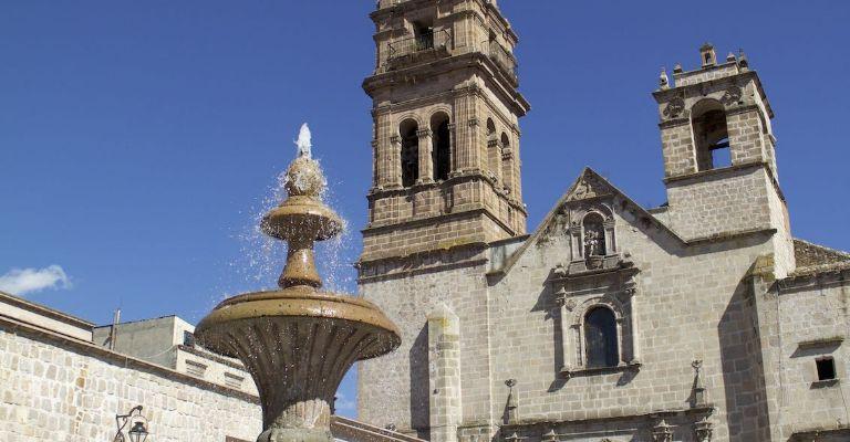 Photo of Conoce la leyenda del ex Convento de San Agustín en Morelia