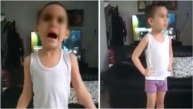 Photo of Niño «explota» por clases en línea