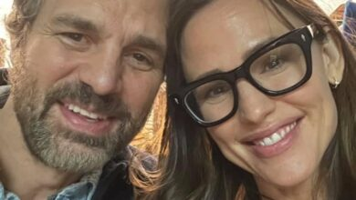 Photo of ¡Jenna y Matt, 17 años después! Jennifer Garner y Mark Ruffalo se reúnen