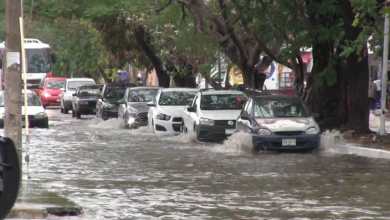 Photo of Yucatán bajo el agua, reportan inundaciones