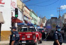 Photo of Cortocircuito causó un incendio en una zapatería del Centro de Mérida