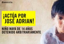Photo of Avanza la justicia para José Adrián, menor detenido y golpeado