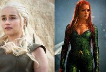 """Photo of ¡Bye Bye! Amber Heard queda fuera de """"Aquaman 2"""" y entra en su lugar Emilia Clarke"""