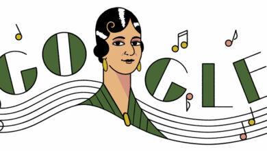 """Photo of ¿A quién dedica Google el """"doodle"""" de hoy?"""