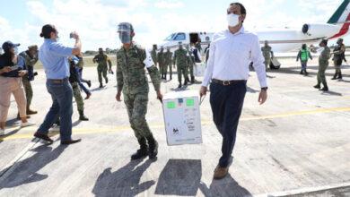 Photo of Llegan más vacunas contra el Coronavirus a Yucatán