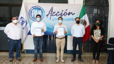 Photo of El efecto Vila consolida candidaturas federales del PAN Yucatán