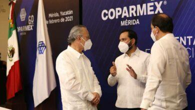 Photo of Mauricio Vila llama a diputados yucatecos analizar reforma energética