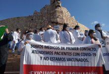 Photo of Médicos del sector privado de Yucatán piden se les vacune