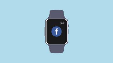 Photo of Facebook lanzaría su smartwatch en 2022