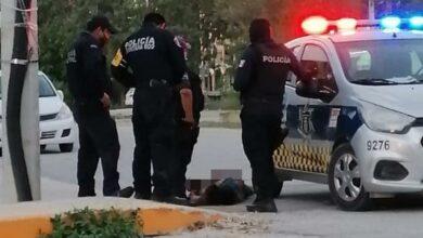 Photo of Inicia Fiscalía de Q.Roo investigación por la muerte de una mujer sometida por policías de Tulum