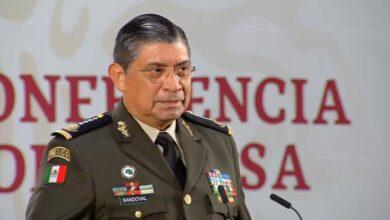 Photo of Luis Cresencio Sandoval, titular de la Sedena, da positivo por segunda ocasión a Covid