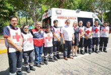 Photo of Se abre convocatoria para convertirse en paramédicas y paramédicos de la Cruz Roja