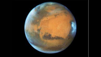 Photo of Agua en Marte puede estar atrapada en corteza