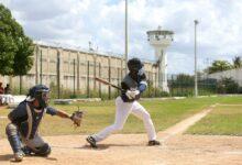 Photo of Randy Arozarena, beisbolista de Grandes Ligas, anota cuadrangulares en Cereso de Mérida